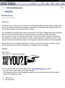A Nice Reply